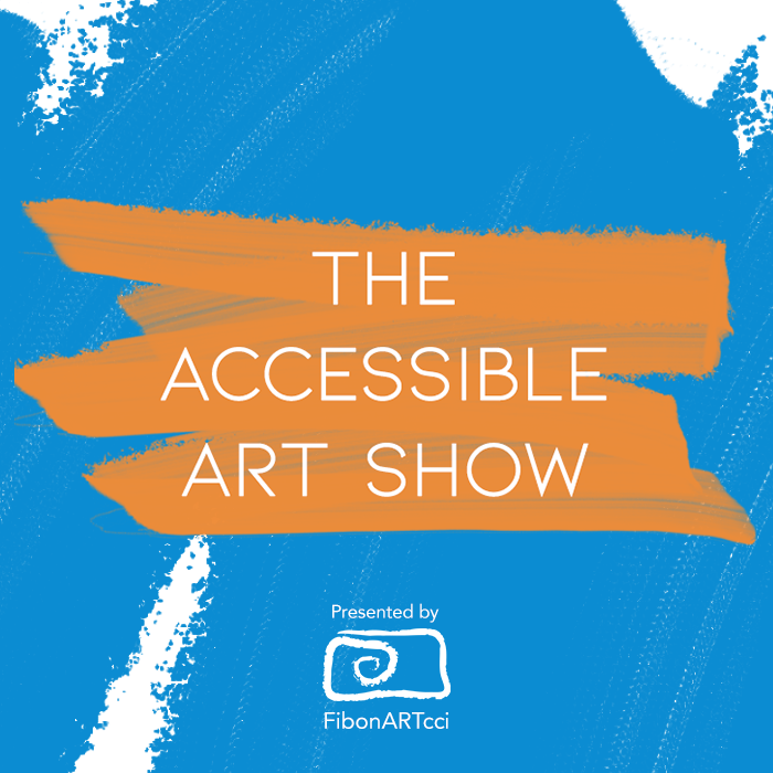 The Accessible Art Show Logo