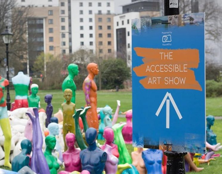 The Accessible Art Show