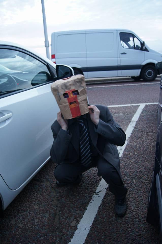 Masked Man 1