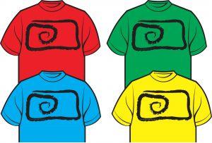 FibonARTcci T-shirt colours